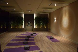 sensecity yoga ruimte